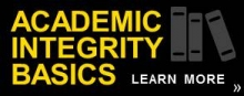 Link to academic integrity basics