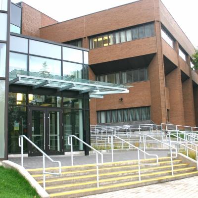 Photo of Needles Hall