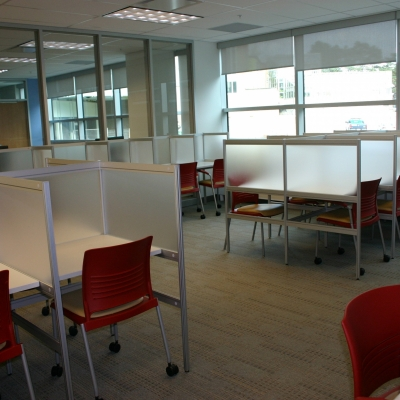 Exam space for hand written exams
