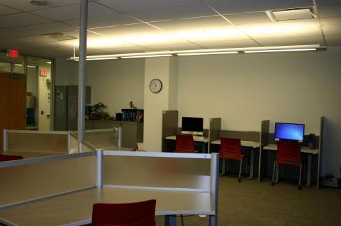 Photo of lab