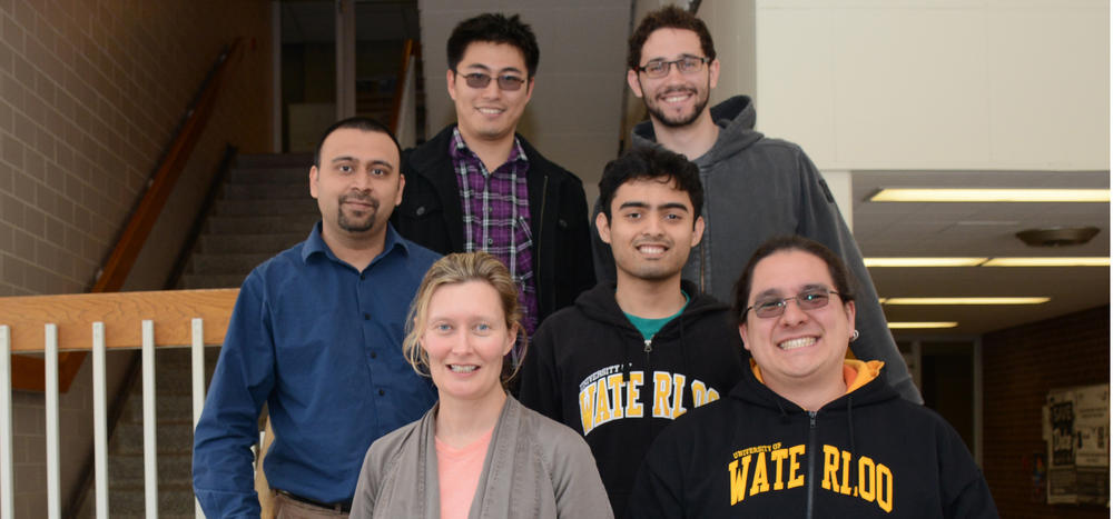 Group Picture of Lab Members