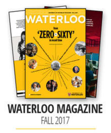 fall 2017 waterloo magazine
