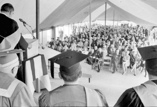 Convocation 1960's