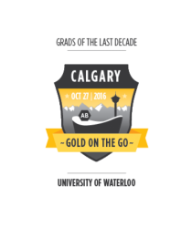 Logo for Calgary event