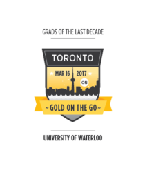 Logo for Toronto event