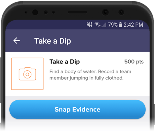 Snap evidence