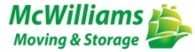 McWilliams moving and storage logo