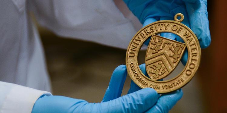 Alumni gold medals