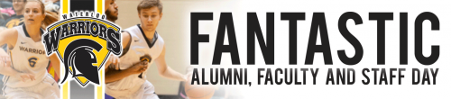 Fantastic alumni, faculty and staff day