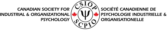 Logo for Canadian Society for Industrial and Organizational Psychology