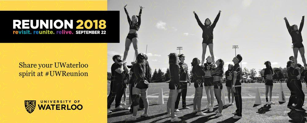 Reunion 2018 registration now open