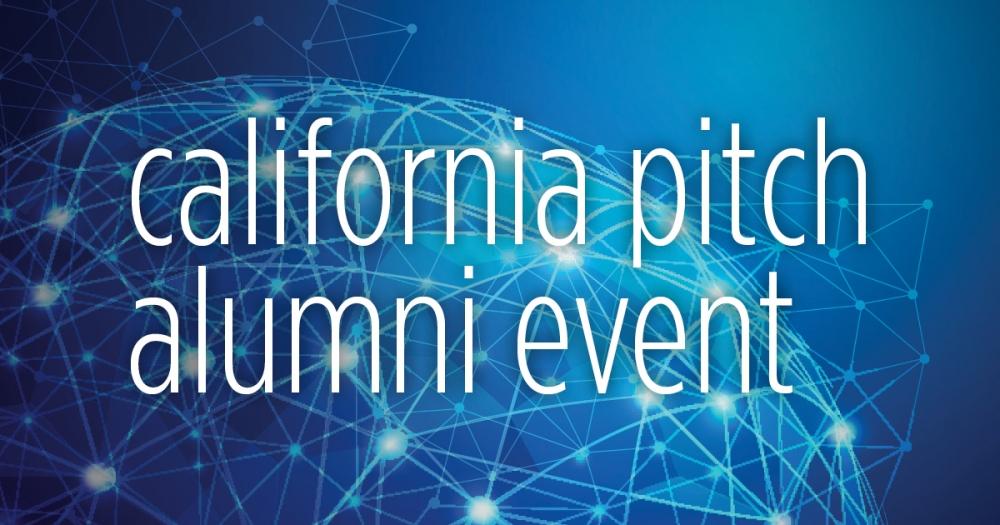 California pitch event
