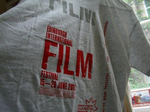 Edinburgh International Film Festival T-shirt