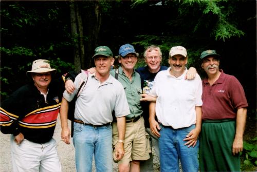 The six Civil Engineers