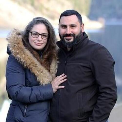 Michael and Dana