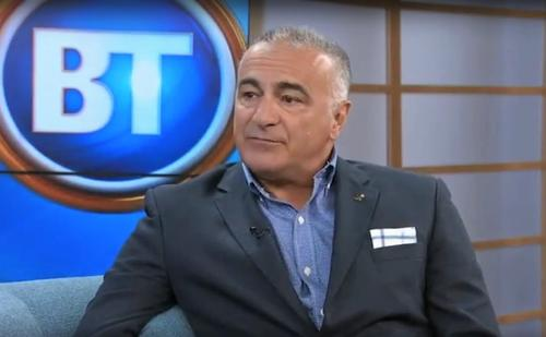 Pete Quevillon on Breakfast Television