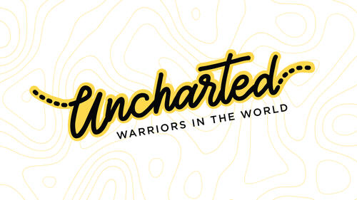 Uncharted Podcast Cover