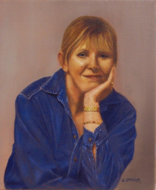 Susan Statham portrait