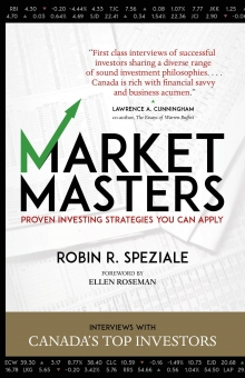 Market Masters book cover