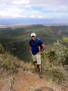 Zamir hiking