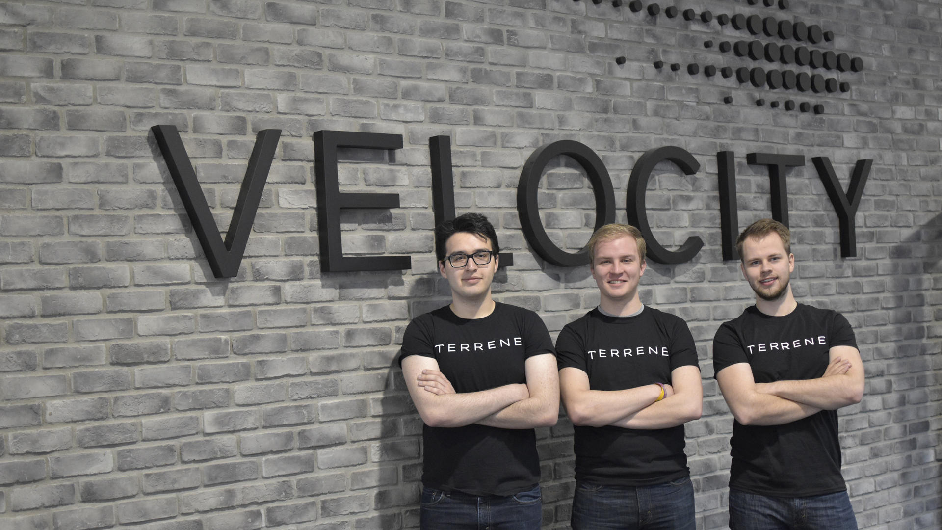 Terrene co-founders
