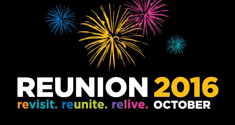 Reunion 2016 Logo