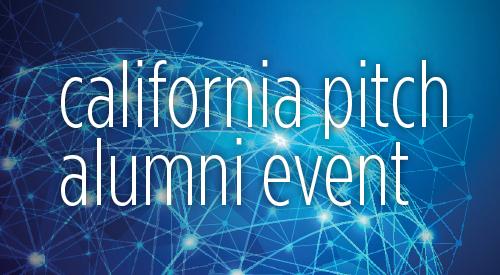 California Pitch Alumni Event