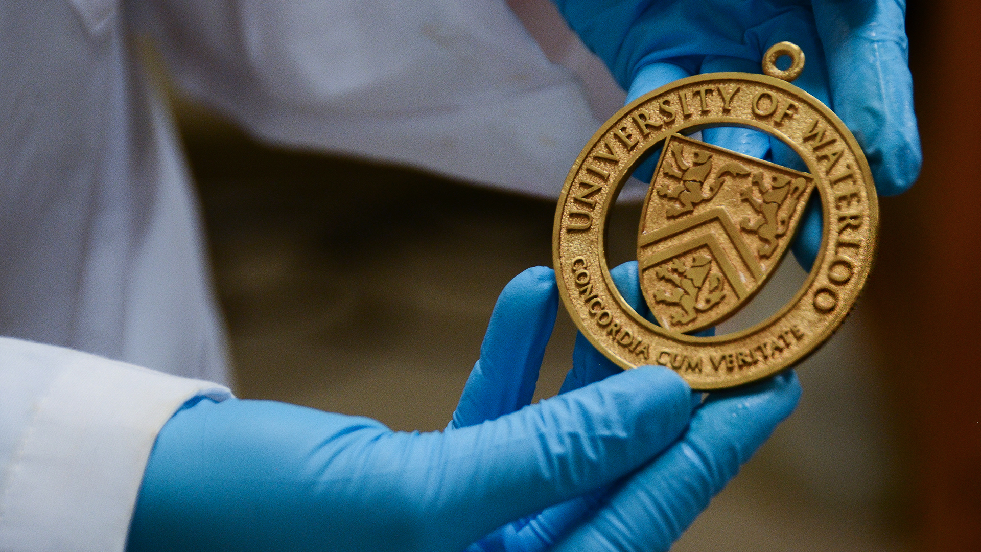 New Alumni Gold Medal