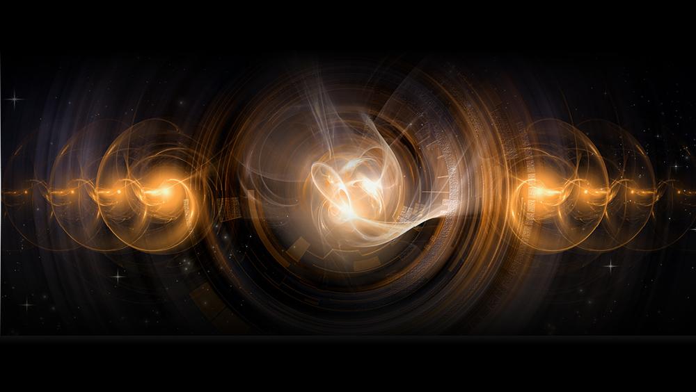 Quantum Light Image