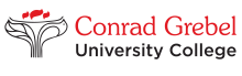 logo of Conrad Grebel University College