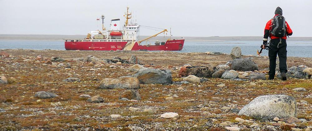 Robert Park's archaeological excavations in the High Arctic