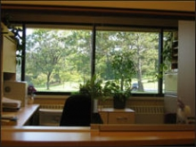 The University of Waterloo Centre for Mental Health Research reception office