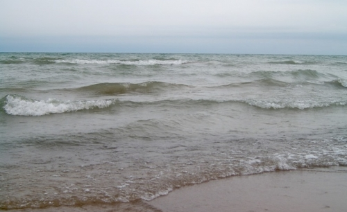 Pinery Provincial Park on Lake Huron