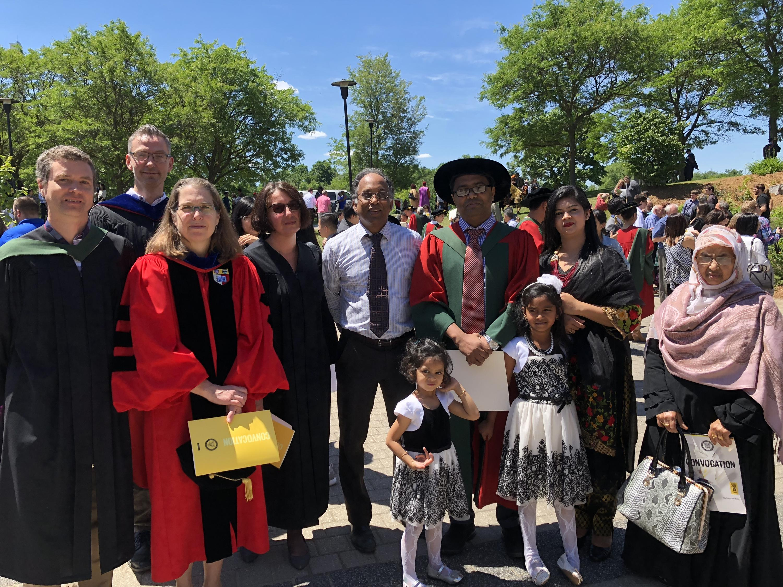 Convocation Spring 2018