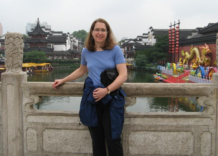 Professor Sue Ann Campbell