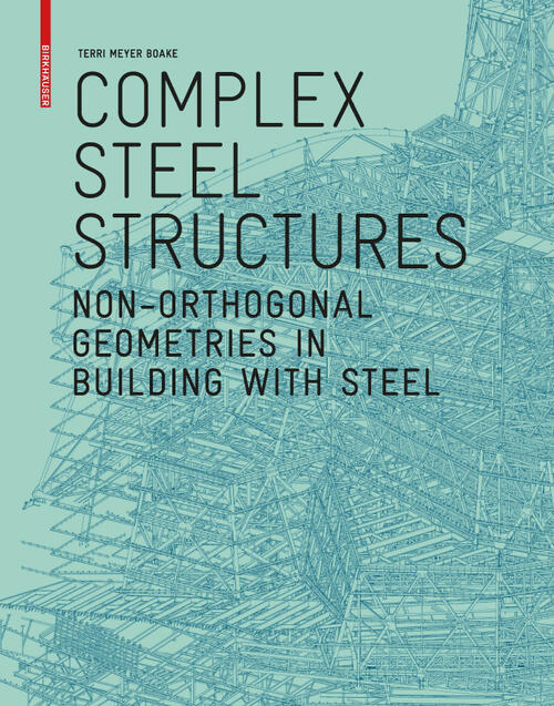 Complex Steel Structures book cover
