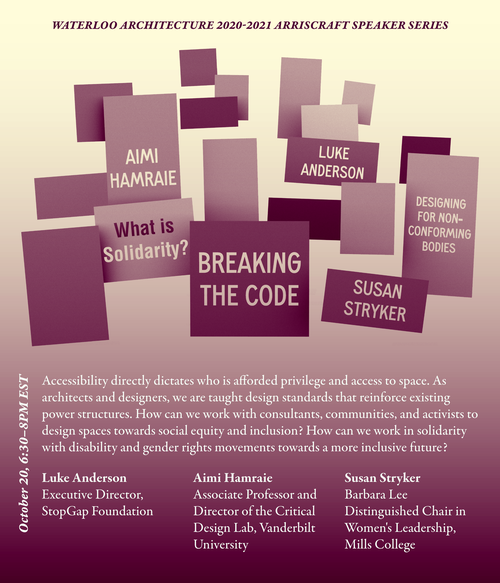 Breaking the Code promotional poster
