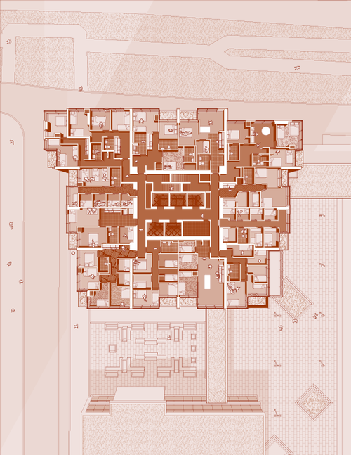image of building plans