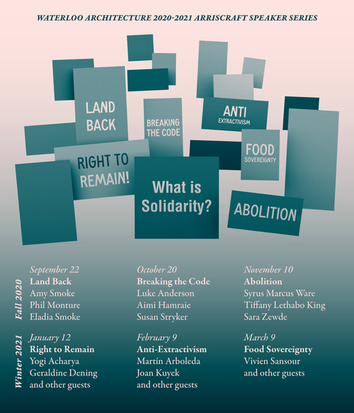 What is Solidarity? promotional poster