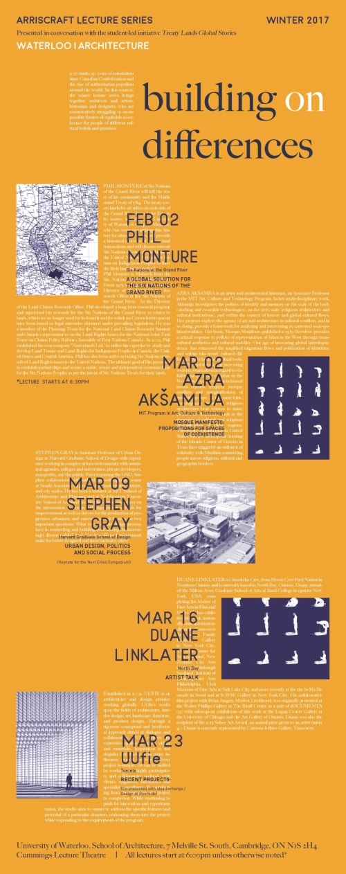 Lecture Series winter 2017 poster
