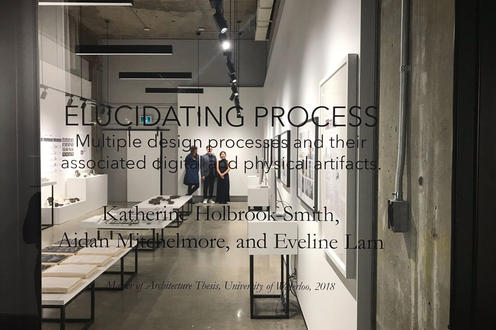 Elucidating Process exhibit