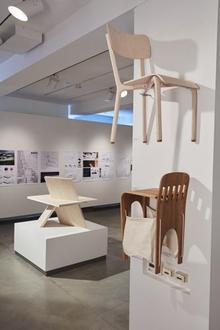 Chair Projects on exhibition
