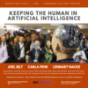 Keeping The Human In Artificial Intelligence