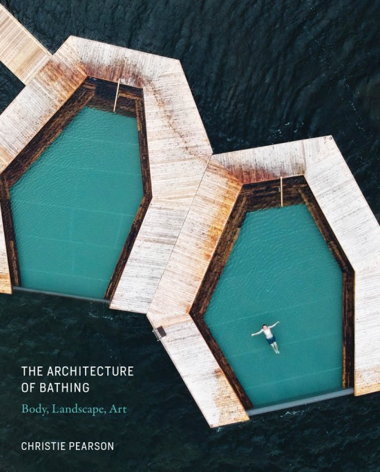 image of The Architecture of Bathing book cover