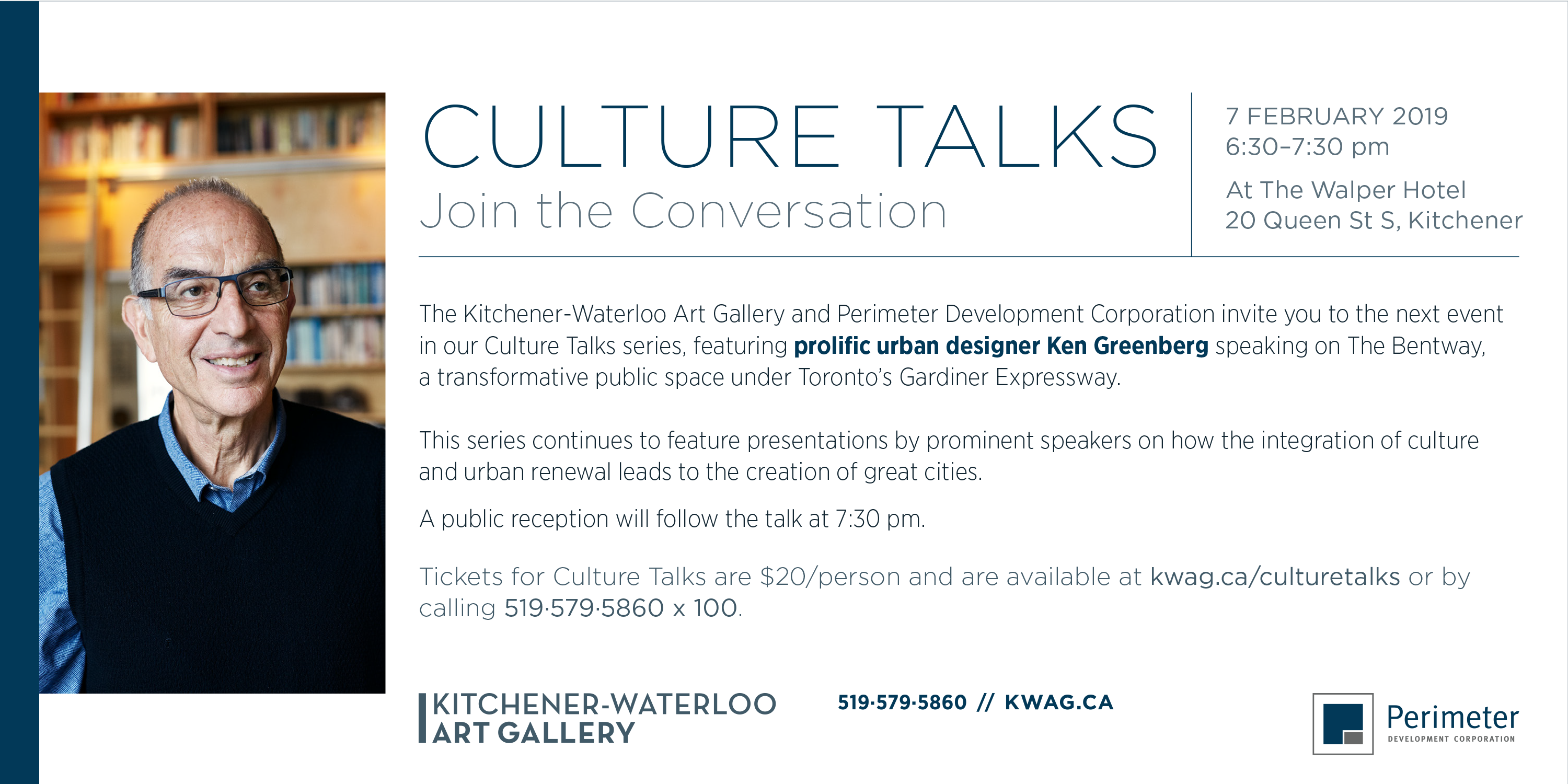 CULTURE TALKS Join the Conversation
