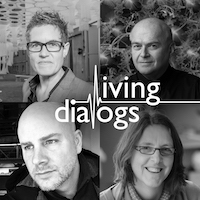 image of living dialogs participants