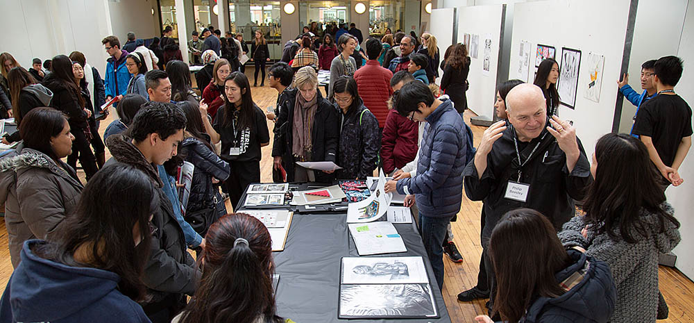 Spring 2019 March Break Open House Image