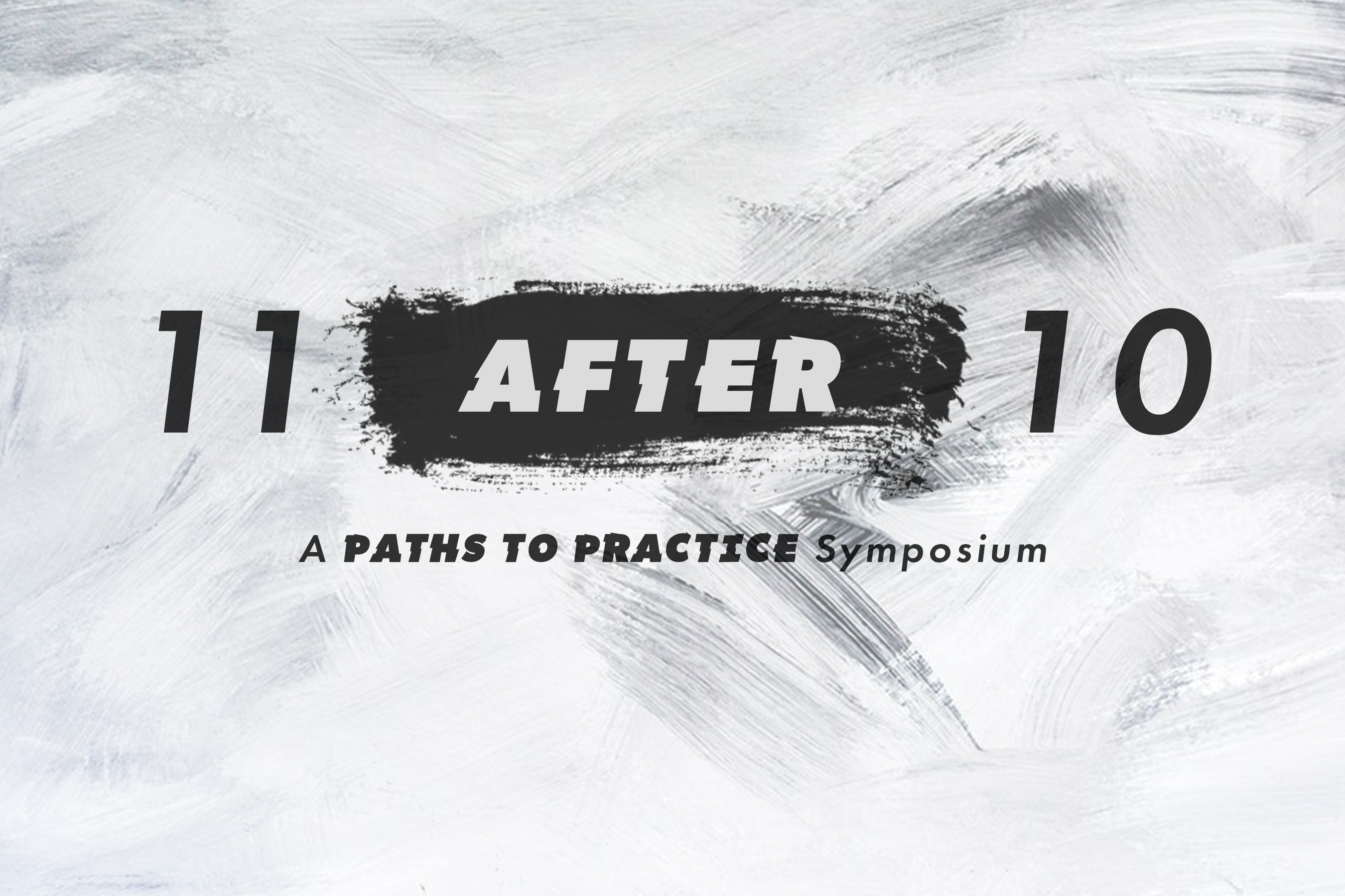 11 after 10 poster