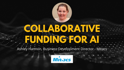 Keynote - Collaborative Funding for AI