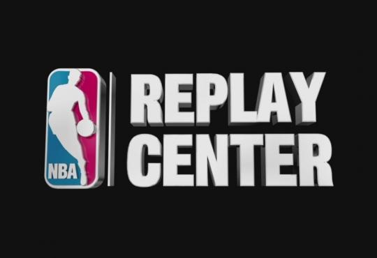 NBA Replay Center Logo